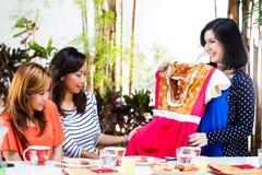 Азиат мода сознательная Стоковое Изображение