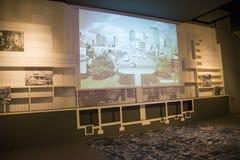 Азия Китай, Пекин, прописной музей, крытая диаграмма ŒThe ¼ hallï выставки Будды Стоковые Фото