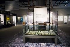 Азия Китай, Пекин, прописной музей, крытая диаграмма ŒThe ¼ hallï выставки Будды Стоковые Изображения