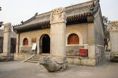 Азия Китай, Пекин, пятно White Cloud Temple сценарное Стоковые Изображения
