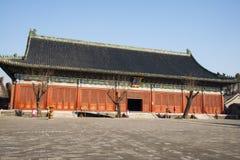 Азия Китай, Пекин, старое ¼ Œ Museumï архитектуры Стоковые Изображения RF