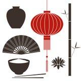 Азия. Китай Стоковое Изображение