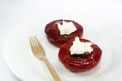 айва десерта Стоковая Фотография RF