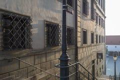 Айзенберг в Аугсбурге Стоковое фото RF