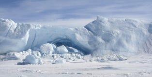 айсберги Антарктики Стоковые Фото