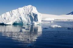 айсберги Стоковое Фото