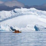 айсберги стоковая фотография rf