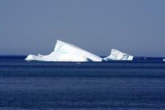айсберги Стоковое фото RF