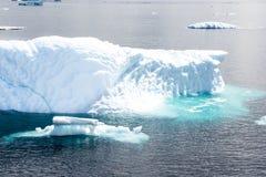 айсберг Гренландии Стоковое фото RF