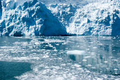 айсберг ледника Стоковые Изображения RF