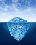 Айсберг иллюстрация штока