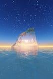Айсберг Стоковая Фотография RF