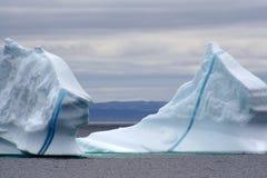 айсберг Стоковое Изображение RF
