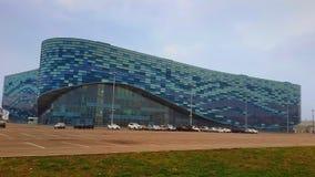 Айсберг Adler дворца льда Стоковые Фото