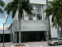 академичное здание Стоковые Изображения RF