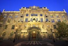 Академия музыки, Будапешт Liszt стоковое фото