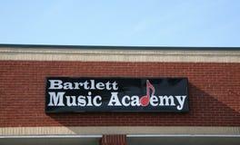 Академия музыки Bartlett Стоковые Фото
