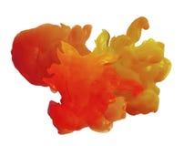 Акварели для красок, предпосылок и чертежей Стоковая Фотография RF