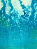акварель предпосылки aqua Стоковое Изображение RF
