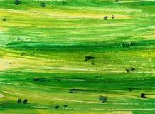 акварель щетки Стоковая Фотография