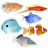 Аквариум fish-4 бесплатная иллюстрация