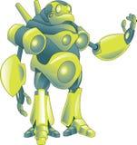 акватический робот Стоковое фото RF
