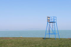 акватическое спасение Стоковая Фотография RF