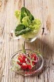 аккомпанименты vegetable стоковая фотография rf