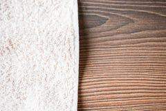 Аккуратно сложенные полотенца Стоковые Фотографии RF