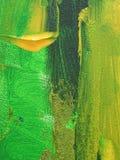 акриловая краска Стоковые Изображения RF