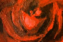Акриловая картина, предпосылка Стоковое Изображение RF