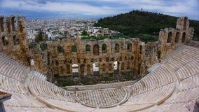 Акрополь Atena Grecia Стоковые Фотографии RF