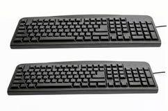 Аксессуар клавиатуры мыши компьютера Стоковое Изображение RF