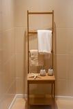 Аксессуар украшения ванной комнаты Стоковое Фото