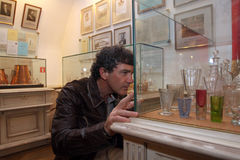 Актер и певица Антонио Banderas Стоковые Фотографии RF