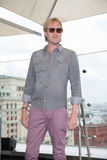 Актер Rhys Ifans Стоковые Изображения RF