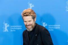 Актер Willem Dafoe на Berlinale 2018 Стоковое Изображение