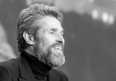 Актер Willem Dafoe на Berlinale 2018 Стоковые Изображения RF