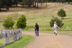 активные дети Стоковые Изображения RF