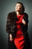 Актриса стоковые фотографии rf