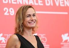Актриса Sandrine Bonnaire присутствует на ` l ` Enkas ` стоковые изображения rf