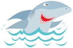 акула Иллюстрация вектора