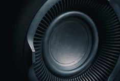Акустическая акустическая система мультимедиа Стоковые Изображения RF