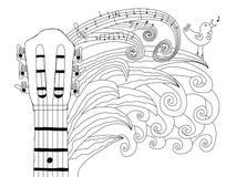 акустическая гитара бесплатная иллюстрация