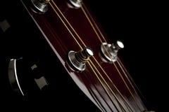 акустическая гитара Стоковые Фотографии RF