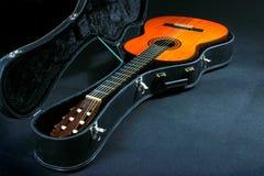 акустическая гитара Стоковое Фото