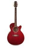 Акустическая гитара Стоковые Фото