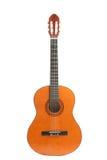 акустическая классическая гитара Стоковые Фотографии RF
