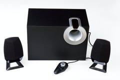 акустическая система Стоковое фото RF
