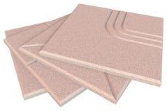 Акустические плитки потолка Стоковая Фотография RF